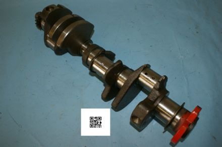 1957 – 1962 Chevy 283 SBC forged Crankshaft 5822 STD 2.297/1.997, Used Fair